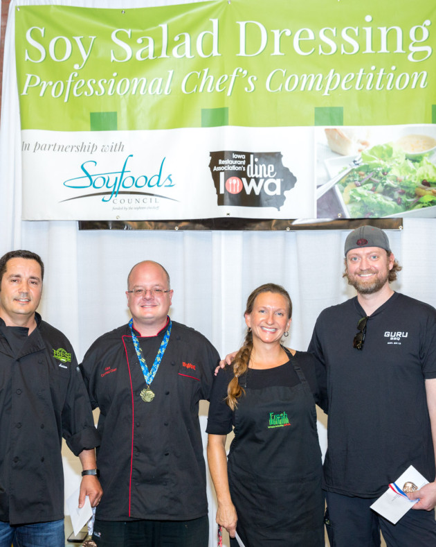 Soy Salad Dressing Competition