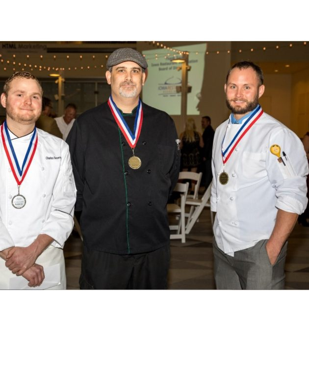 2016 Culinary Competition Winners