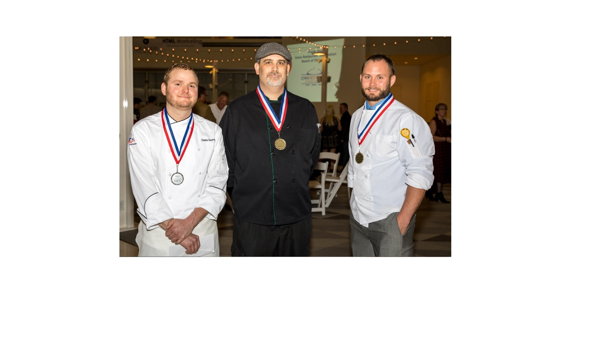 Culinary Competition Winners
