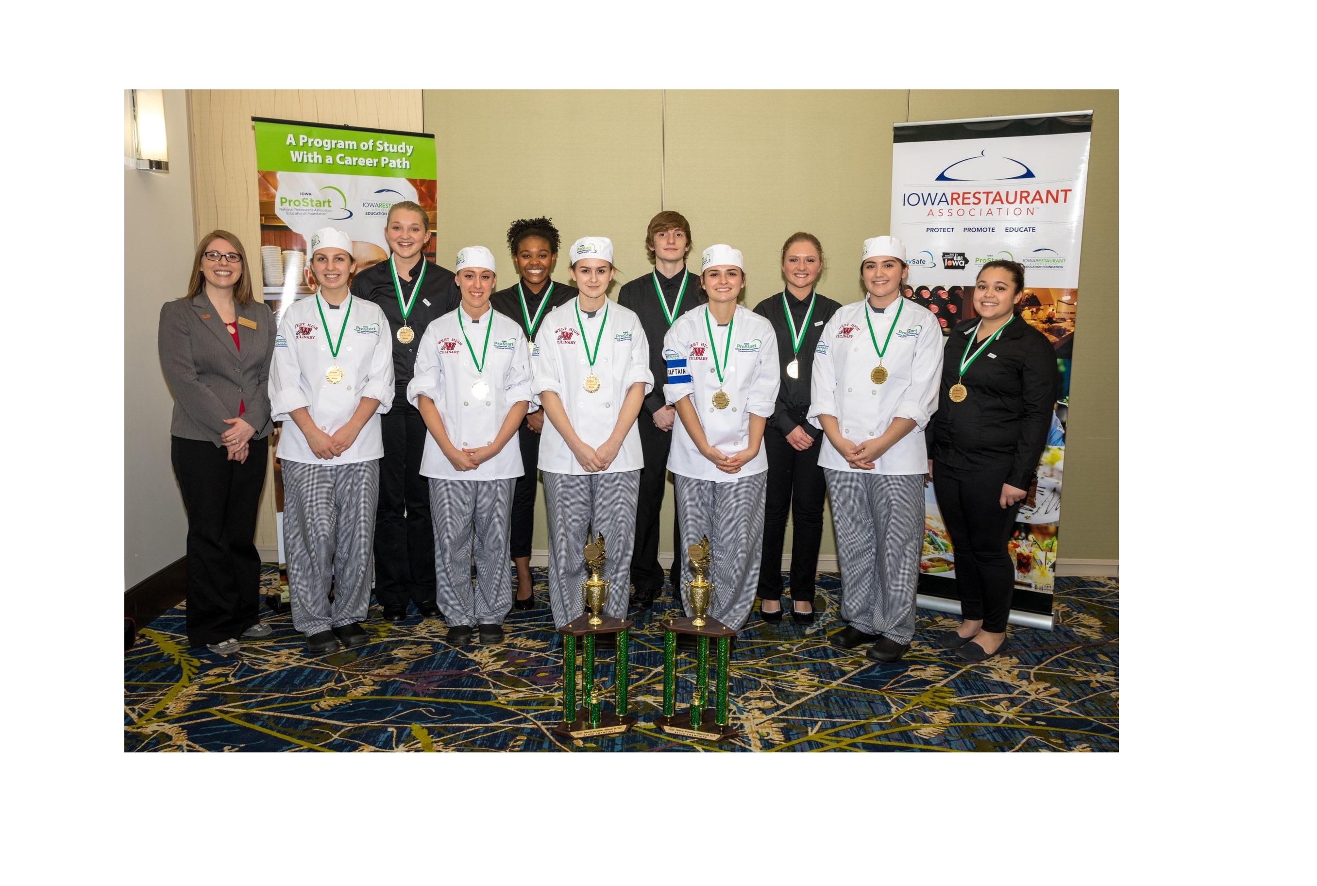 Congratulations ProStart Champions